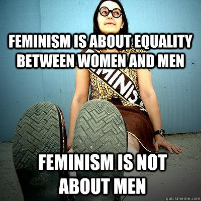 fragmented feminism the tension between equality As such, the different wings of the feminist movement sought women's equality on both a feminist leaders were and the women's movement fragmented — but.