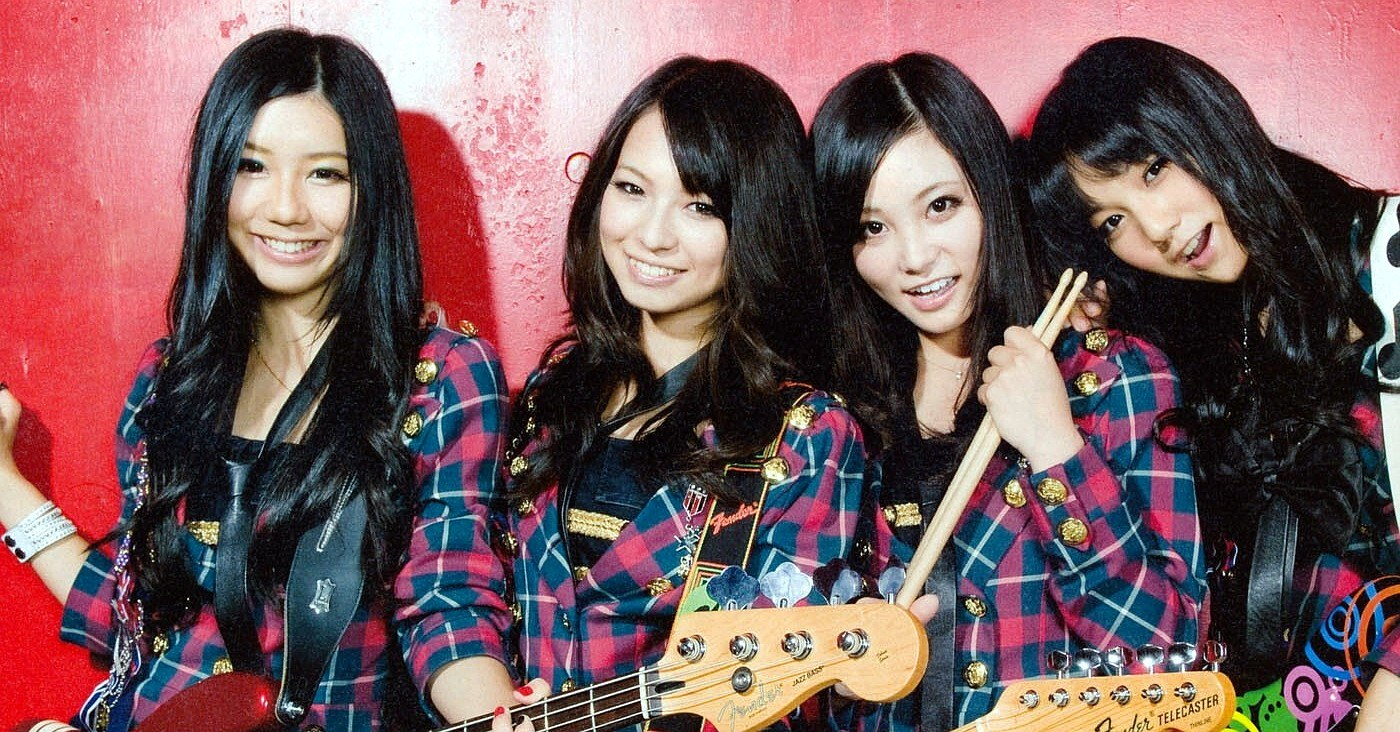 Scandal - Japan Is Proof That Successful Pop Music Doesn't Have To Be Degenerate