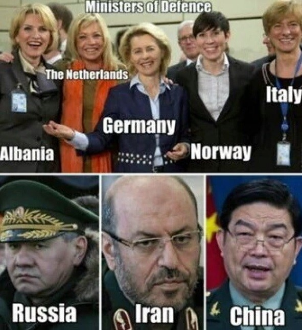 defense ministers