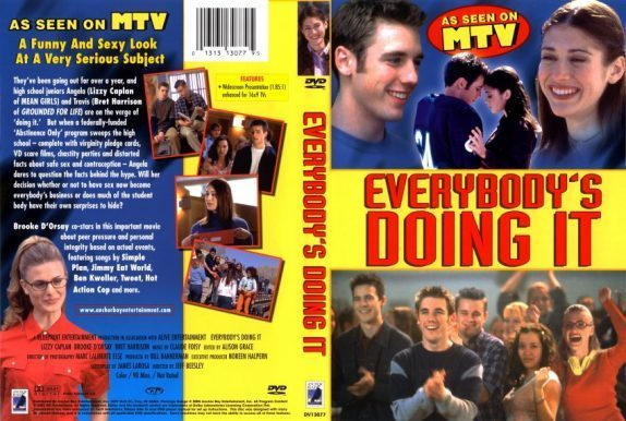 "MTV Commercial ""Everybody's Doing It"""