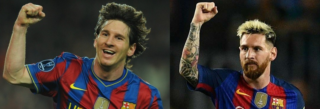lionel Messi tattoos
